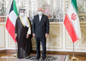 وزيرا خارجية الكويت وإيران يبحثان العلاقات الثنائية والتطورات الإقليمية