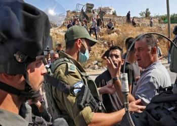 قوات الاحتلال تغلق الحرم الإبراهيمي وتهدم منازل في الخليل ورام الله