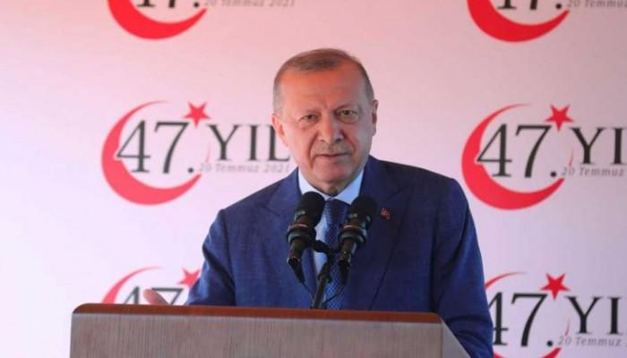 هبوط الليرة التركية بعد تصريحات أردوغان عن أسعار الفائدة