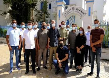 صوت أمريكا: إغلاق الأمن التونسي مكتب الجزيرة عودة لزمن الديكتاتورية