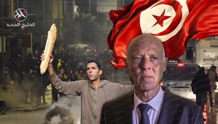 ديفيد هيرست: انقلاب تونس باتت أيامه معدودة