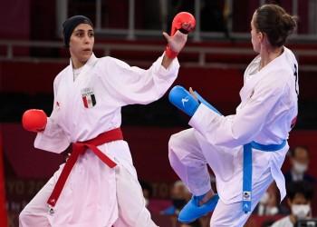 أولمبياد طوكيو.. فريال أشرف تضمن الميدالية الثانية لمصر في الكاراتيه