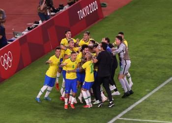 للمرة الثانية على التوالي.. البرازيل بطلة أولمبياد طوكيو لكرة القدم