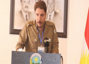 اغتيال قيادي في الحزب الديمقراطي الكردستاني الإيراني شمالي العراق