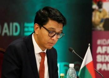 رئيس مدغشقر يتساءل علنا عن دور فرنسا في مخطط لاغتياله