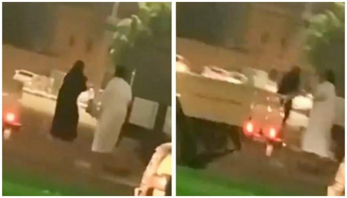 """الشرطة السعودية تقبض على """"متحرش الخرج"""".. ومطالبات بسرعة محاسبته"""