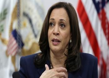 نائبة بايدن تؤكد لهرستوج التزام البيت الأبيض بضمان أمن إسرائيل