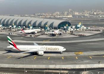 41% تراجعا في أعداد المسافرين عبر مطار دبي