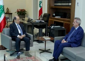 لبنان.. عون يستدعي حاكم المصرف المركزي بعد قرار رفع دعم المحروقات