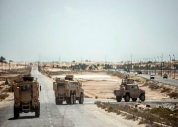 الجيش المصري يعلن مقتل 9 من أفراده في اشتباكات بسيناء