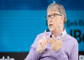 بيل جيتس يتعهد بـ1.5 مليار دولار لمكافحة التغير المناخي