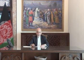 الرئيس الأفغاني: غادرت البلاد تجنبا لإراقة الدماء