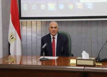 وزير الري المصري: بلادنا من أكثر الدول معاناة من شح المياه