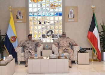 وسط إشادة بعمق العلاقات.. مباحثات عسكرية بين قطر والكويت