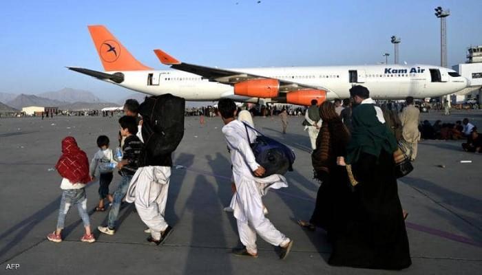 منع هبوط طائرة ركاب قادمة من إيران في مطار كابل