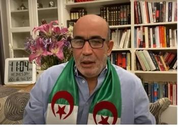 الأمن البريطاني يحذر المعارض الجزائري محمد زيتوت من خطر يهدد حياته