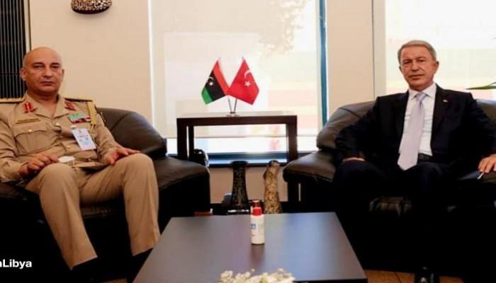 خلوصي أكار: قوات تركيا في ليبيا ليست أجنبية