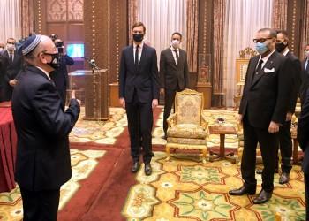 رسالة من ملك المغرب لرئيس إسرائيل: أتطلع لتعزيز علاقات البلدين