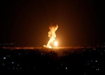 اندلاع 10 حرائق في مستوطنات غلاف غزة بفعل بالونات حارقة
