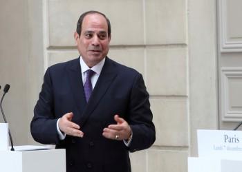"""مصر.. السيسي يعلن تمويل أي عمل درامي ضخم ضد """"التطرف"""" (فيديو)"""