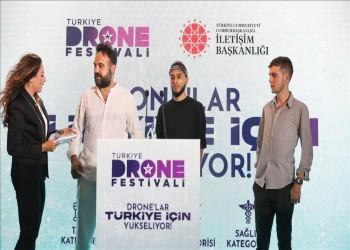 برعاية الرئاسة التركية.. انطلاق فعاليات مهرجان طائرات الدرون