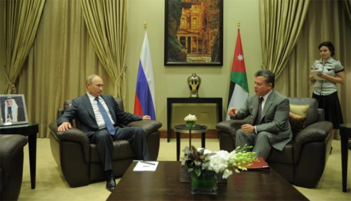 العاهل الأردني في موسكو: ثمار دبلوماسية ناجحة