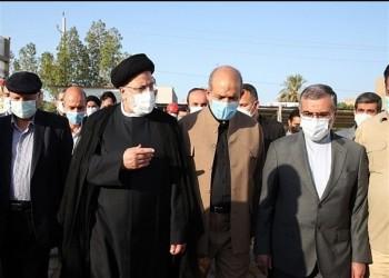 الأولى من نوعها.. رئيسي يزور الأحواز في مستهل جولة بمحافظات إيران