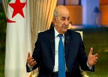 الرئاسة الجزائرية تعلن 27 نوفمبر موعدا لانتخابات محلية مبكرة