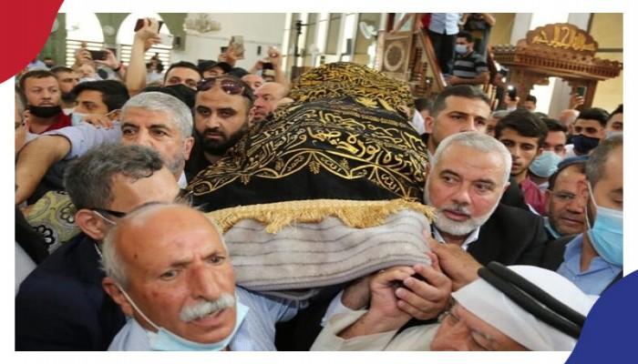 حماس والأردن وعزاء غوشة