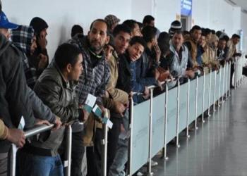 الكويت تطالب مصر بتحديد كوتا للوافدين القادمين منها