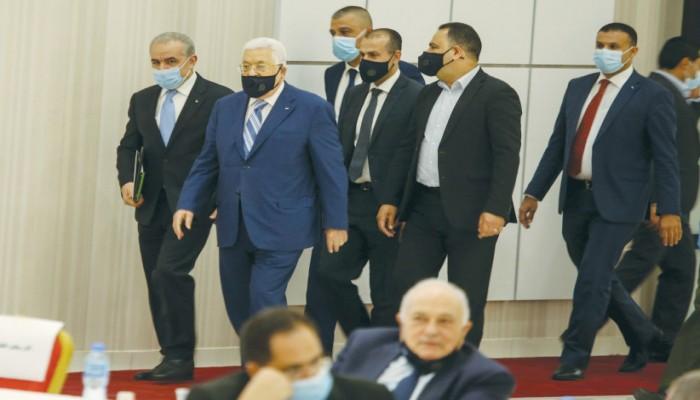 وأخيراً حظي عباس بلقاء مسؤول صهيوني رفيع!