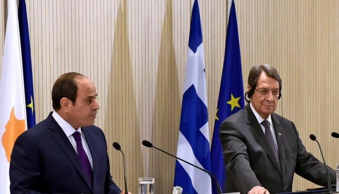 للمرة الأولى.. اللجنة العليا المصرية القبرصية تجتمع على المستوى الرئاسي