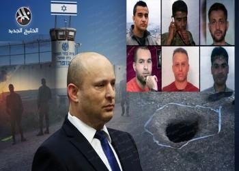 نفق الحرية.. مغردون يشيدون بعبقرية وإرادة الأسرى الفارين من سجن جلبوع الإسرائيلي