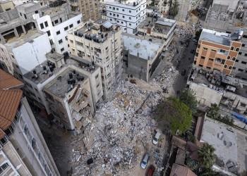 قطر والكويت تتكفلا بإعادة إعمار الأبراج والمباني المدمرة بغزة