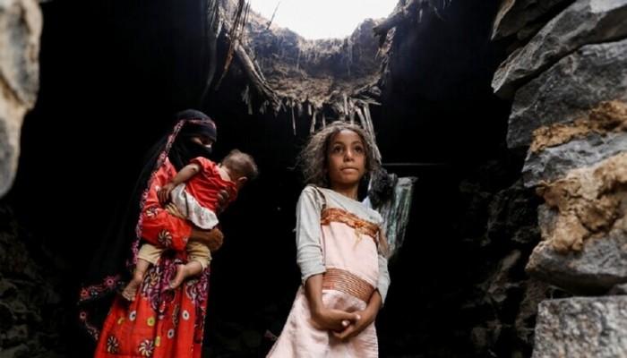 تقرير أممي: 18 ألف مدني ضحايا الغارات الجوية في اليمن