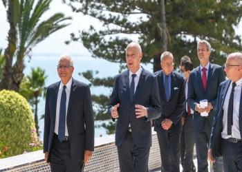 الاتحاد الأوروبي يدعو لعودة البرلمان وصون الديمقراطية في تونس