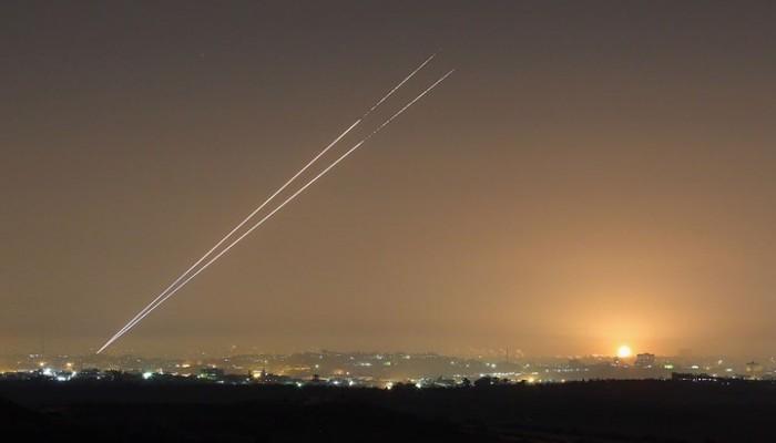 بعد اعتقال الأسيرين.. إطلاق صاروخ من غزة تجاه المستوطنات