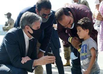 و. س. جورنال: 300 طفل أفغاني دون أهلهم ضمن اللاجئين في أمريكا