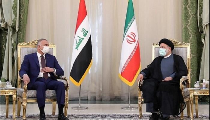 رئيسي والكاظمي يتفقان على إلغاء التأشيرة بين العراق وإيران