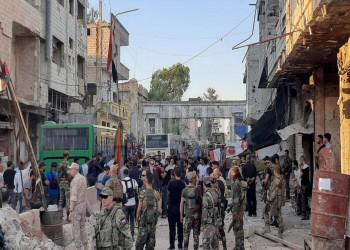 درعا البلد بعد أيام من دخول قوات الأسد.. هدوء حذر وروسيا تراقب