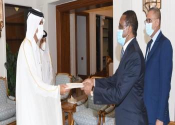 رئيس المجلس الانتقالي في تشاد يجري أول زيارة لقطر