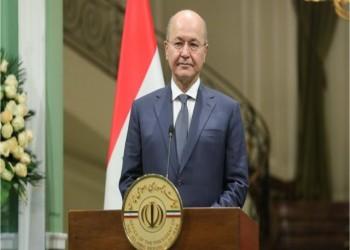 الرئيس العراقي ينفي أي تواصل مع إسرائيل