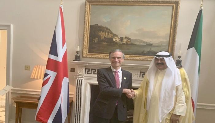خلال أيام.. توقيع خطة عمل كويتية بريطانية مشتركة