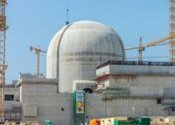 ربط ثاني محطات براكة النووية بشبكة كهرباء الإمارات