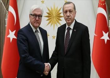 أردوغان يبحث هاتفيا مع نظيره الألماني العلاقات الثنائية وقضايا إقليمية