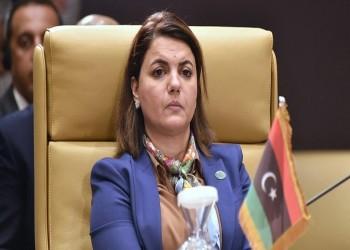 النائب العام الليبي يطالب بوضع وزيرة الخارجية نجلاء المنقوش تحت المساءلة الجنائية