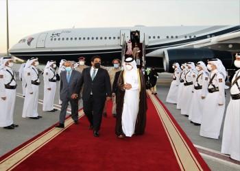 أمير قطر يستقبل رئيس المجلس الرئاسي الليبي الأربعاء