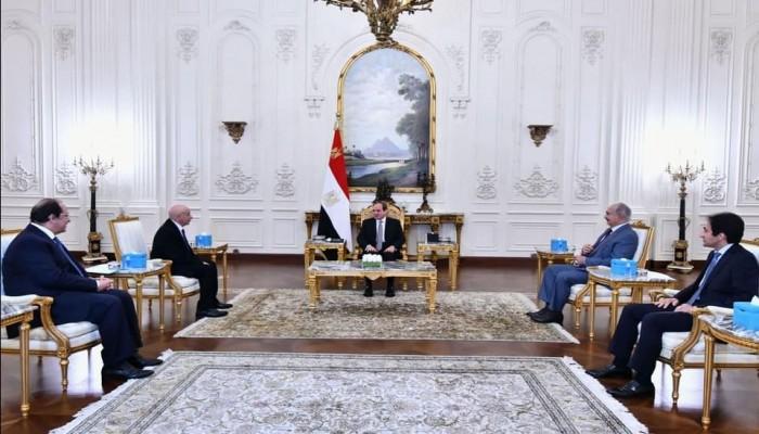 الرئاسة المصرية: السيسي طالب بإخراج القوات الأجنبية من ليبيا
