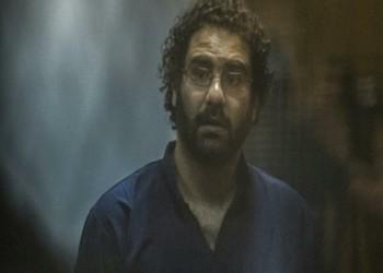 الناشط المصري المعتقل علاء عبدالفتاح يهدد بالانتحار