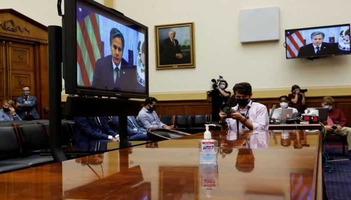 بلينكن: كنا ننفق 300 مليون دولار يوميا بأفغانستان.. وجمدنا 9 مليارات دولار من أرصدة كابل